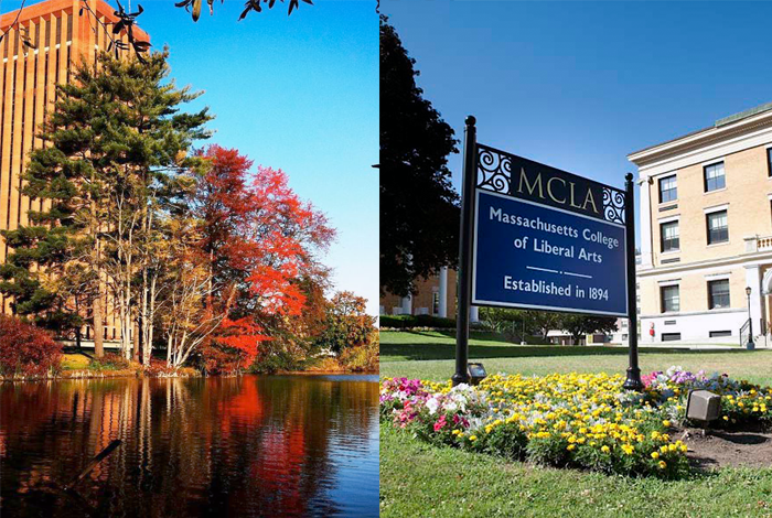 UMass Amherst and MCLA Campuses