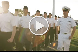 click to view Mass Maritime's 2014 Orientation video