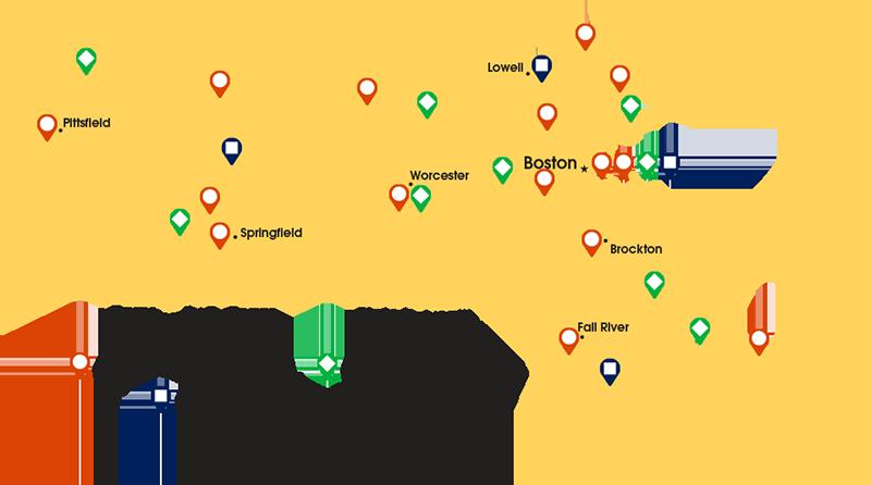 Mass Maritime Campus Map.Campus Directory Masstransfer Massachusetts Department Of Higher