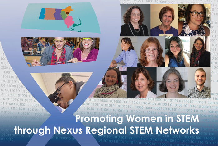 FY2019 Comprehensive Annual Financial Report which showcases the Directors and Women of the DHE Regional STEM Networks