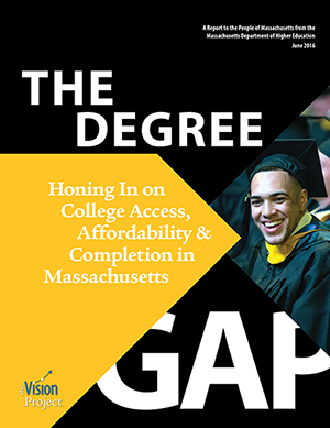 Cover of The Degree Gap